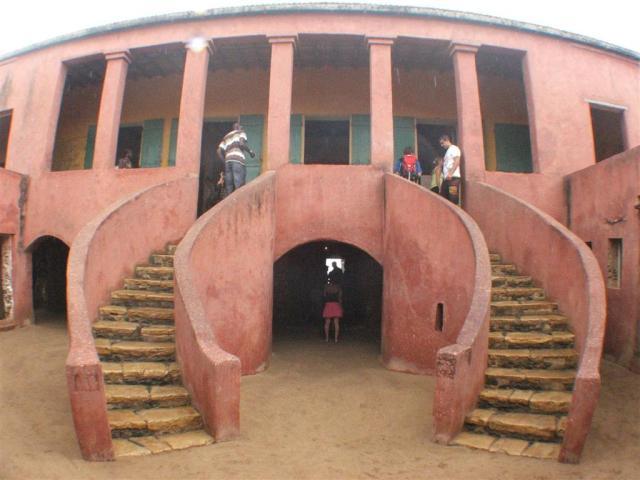 Maison de Esclaves