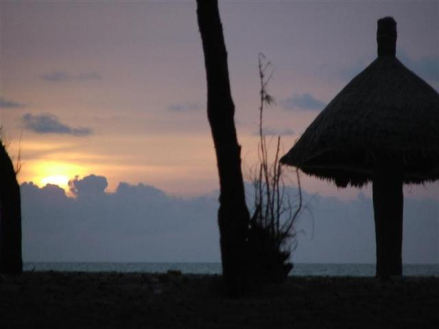 Fajara Sunset